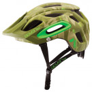 CASCO 7 PROTECTION M2-17 CAMO VERDE/LIMA T-XL/XXL (60-63CM)