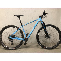 BICI BLACK HAWK 29'' CARBONO AZUL X.01 1X11 RS1 T-17 (BICI TEST)