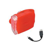 PILOTO TRASERO LED TOPEAK REDLITE DX RECARGABLE USB