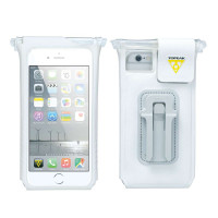Smartphone DryBag iP6, 6s, 7, 8 Blanco Impermeable