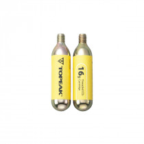 16G Threaded CO2 Cartridge 2pcs/package