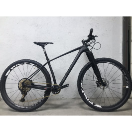 BICI BLACK HAWK 29'' CARBONO SRAM EAGLE RS1 NEGRA T-17