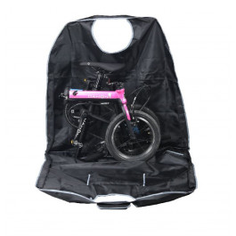 BOLSA TRANSPORTE PLEGABLE DAHON CARRY BAG NEGRO