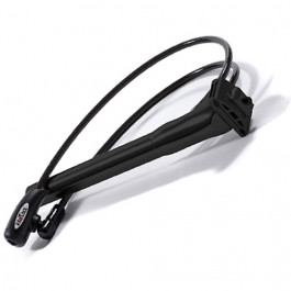 SEATPOST INTERLOCK BIKE LOCK 31,6MM 300MM BLACK