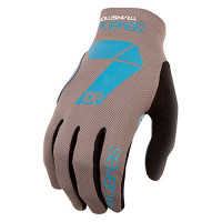 GUANTES 7 PROTECTION TRANSITION-17 GRIS/AZUL ELECTRICO T-L
