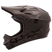 CASCO 7 PROTECTION M1-17 NEGRO/NEGRO BRILLO T-XL (60-62CM)