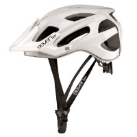 CASCO 7 PROTECTION M4-17 BLANCO/NEGRO T-L/XL (58-62CM)