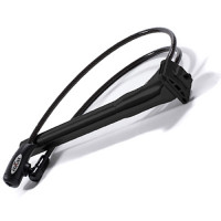 SEATPOST INTERLOCK BIKE LOCK 27,2MM 300MM BLACK