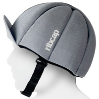 RIBCAP PROTECTION CAP HARDY GREY T-M