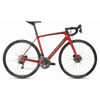 BICICLETA CARRETERA SENSA-20 GIULIA G3 DISC-CHERRY RED LIMITED