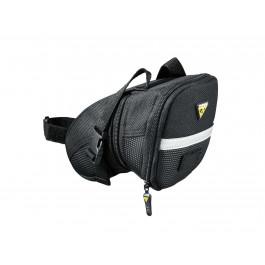 AeroWedge Pack Medium (strap) Negro