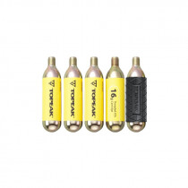 16G Threaded CO2 Cartridge 5pcs/package (replace by TCOT-6)